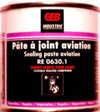Pate à joint Aviation