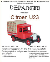Catalogue Citroen U23