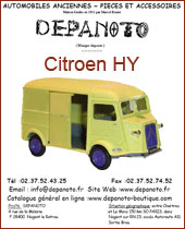 Catalogue Citroen HY