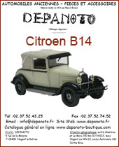 Catalogue Citroen B14