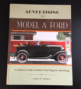 ADVERTISING TO MODEL A FORD