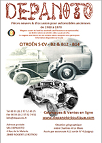 Catalogue Citroen B2 - B12