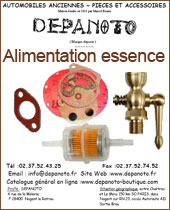 Alimentation essence Depanoto