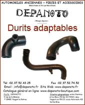Durits adaptables Depanoto