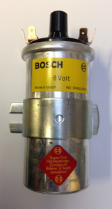 Bobine d'allumage Bosch 6 volts à haute performance