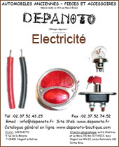 Catalogue Electricité Depanoto