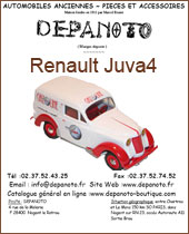 Catalogue Renault JUVA4