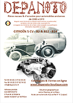 Catalogue Citroen 5HP